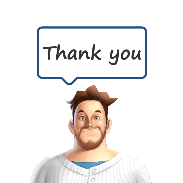 AR Baseball messages sticker-1