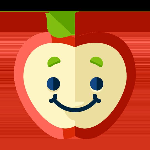 Flat Emoji Stickers Pack messages sticker-5