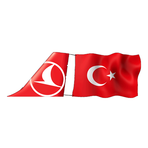 Turkish Airlines: Book Flights messages sticker-3