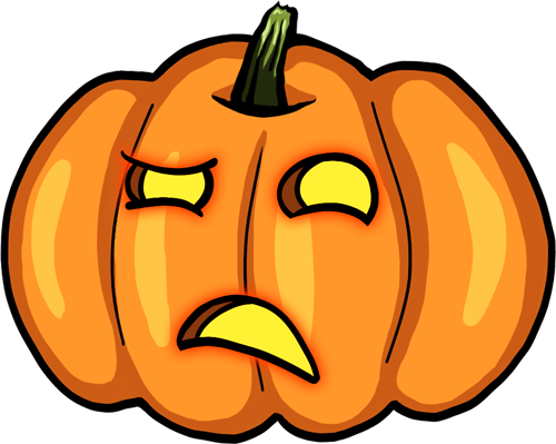 Pumpkins - Halloween stickers messages sticker-8