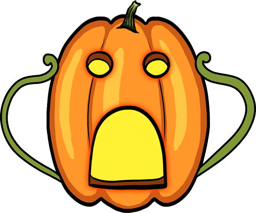 Pumpkins - Halloween stickers messages sticker-3
