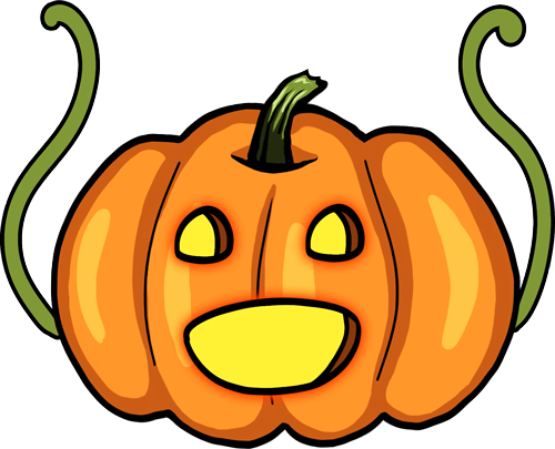 Pumpkins - Halloween stickers messages sticker-1