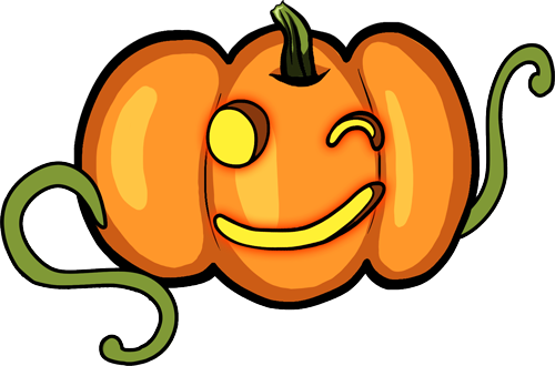 Pumpkins - Halloween stickers messages sticker-9
