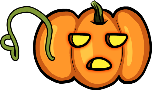 Pumpkins - Halloween stickers messages sticker-5