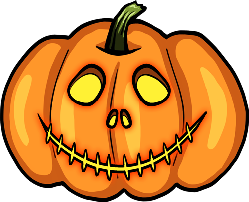 Pumpkins - Halloween stickers messages sticker-10