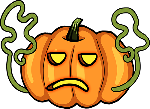 Pumpkins - Halloween stickers messages sticker-7