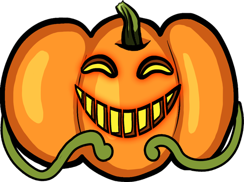 Pumpkins - Halloween stickers messages sticker-11