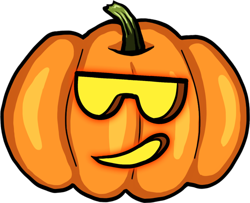 Pumpkins - Halloween stickers messages sticker-0