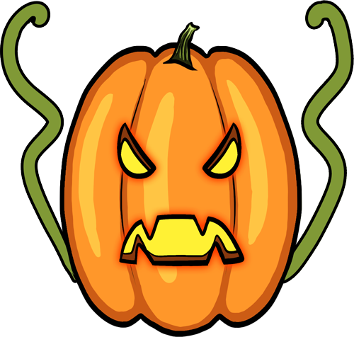 Pumpkins - Halloween stickers messages sticker-6