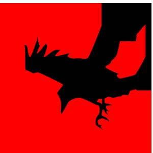 Raven Send messages sticker-9