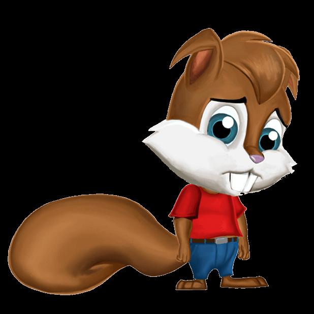 Nut Crunch: Puzzle Adventure! messages sticker-9