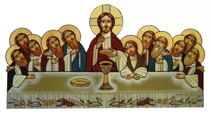 Coptic Saints Stickers messages sticker-7