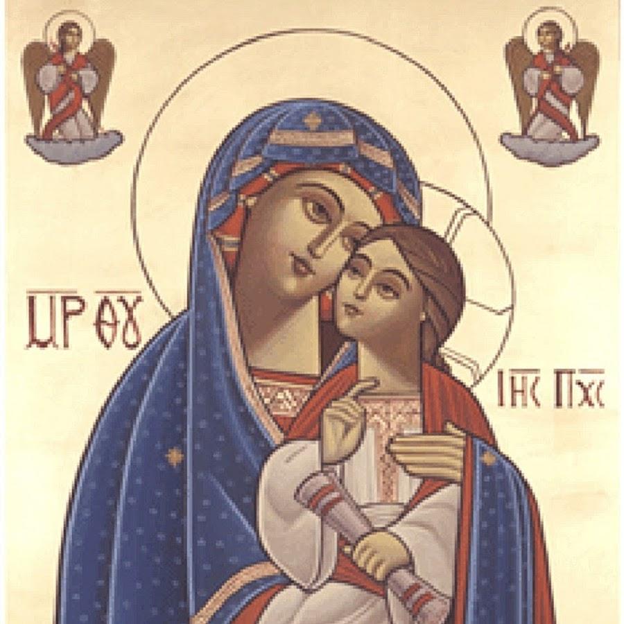 Coptic Saints Stickers messages sticker-10