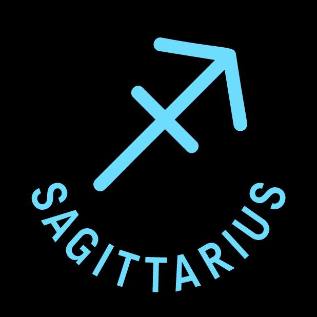 SAGITTARIUS Stickers messages sticker-10