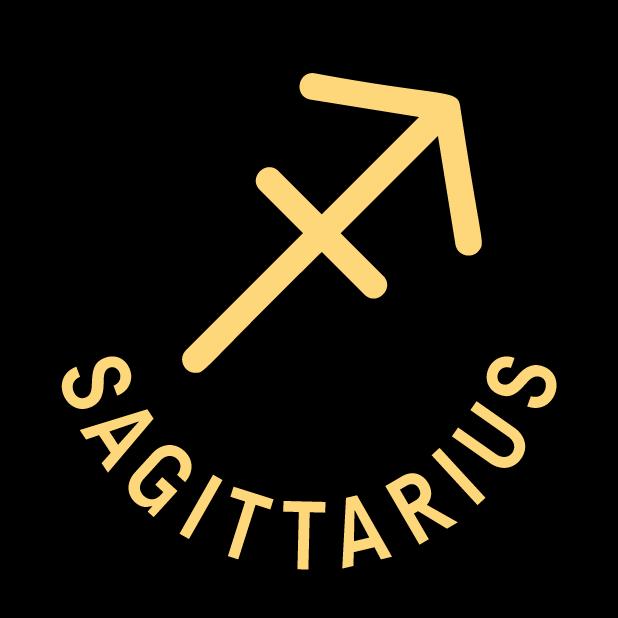 SAGITTARIUS Stickers messages sticker-3
