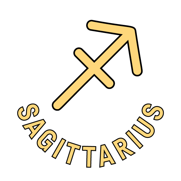 SAGITTARIUS Stickers messages sticker-9