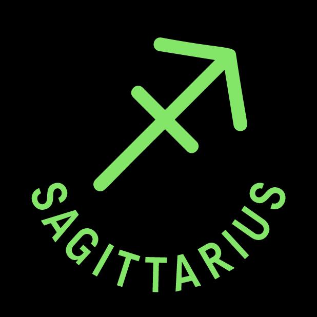 SAGITTARIUS Stickers messages sticker-8
