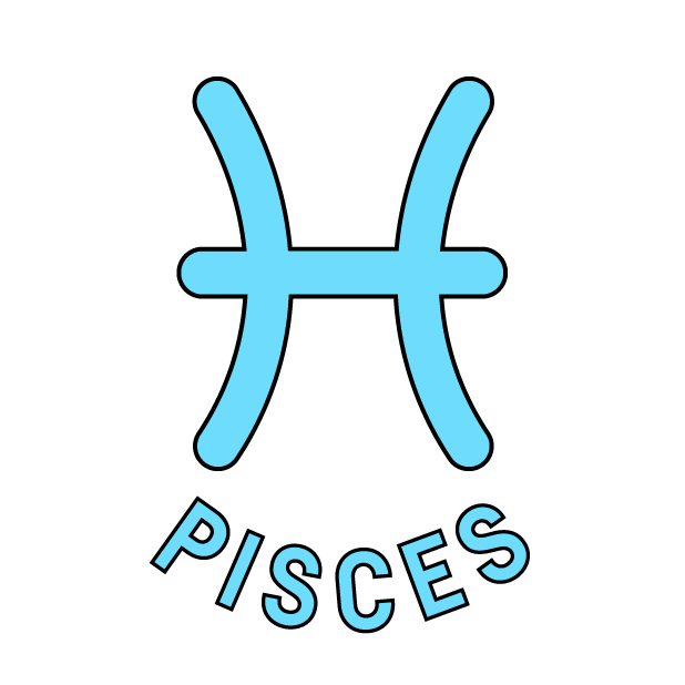 PISCES Stickers messages sticker-10