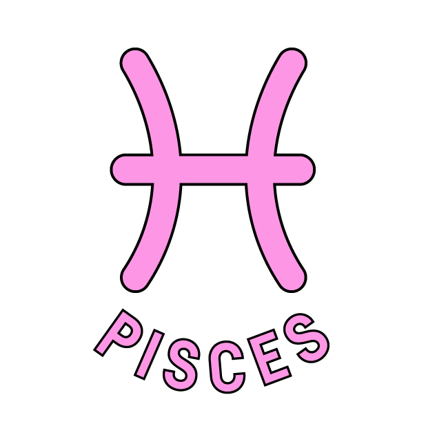 PISCES Stickers messages sticker-11