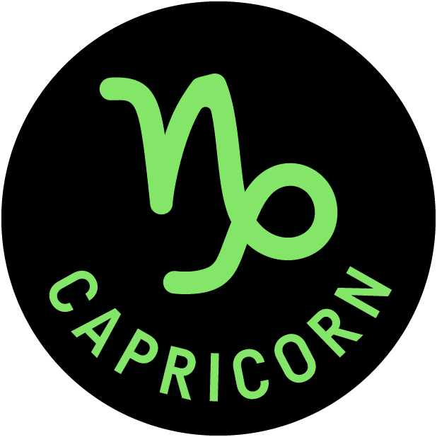 CAPRICORN Stickers messages sticker-2