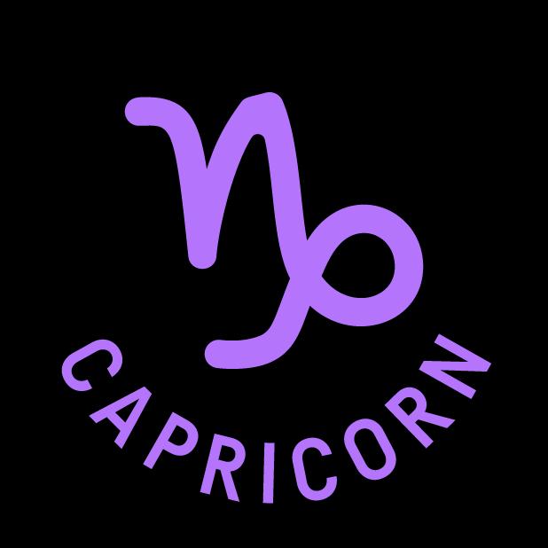 CAPRICORN Stickers messages sticker-7