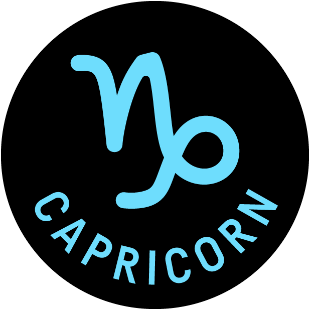 CAPRICORN Stickers messages sticker-4