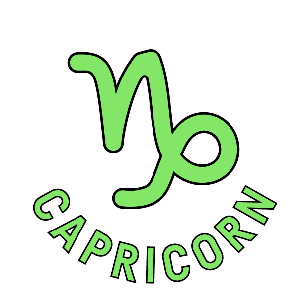 CAPRICORN Stickers messages sticker-8