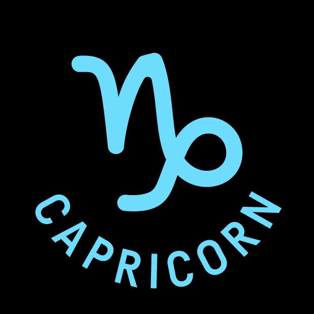 CAPRICORN Stickers messages sticker-10