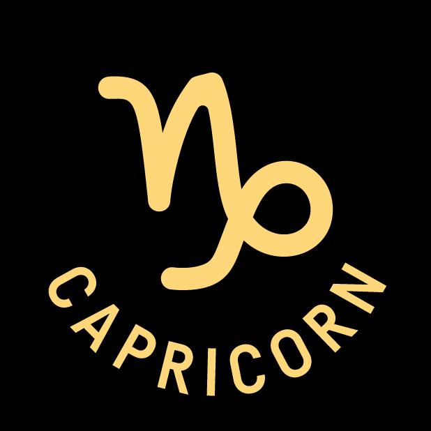 CAPRICORN Stickers messages sticker-3