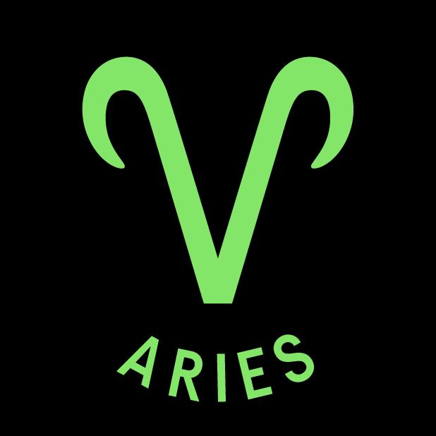 ARIES Stickers messages sticker-8