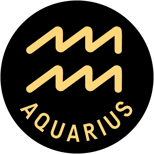 AQUARIUS Stickers messages sticker-3