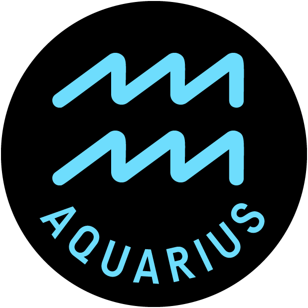 AQUARIUS Stickers messages sticker-4