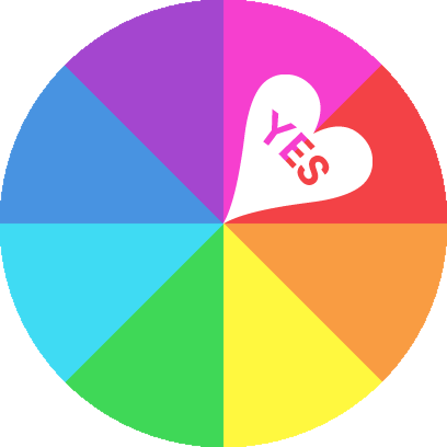 Segments × YES messages sticker-4