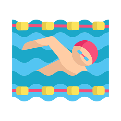 Aquatic Swimming Stickers messages sticker-7