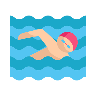 Aquatic Swimming Stickers messages sticker-8