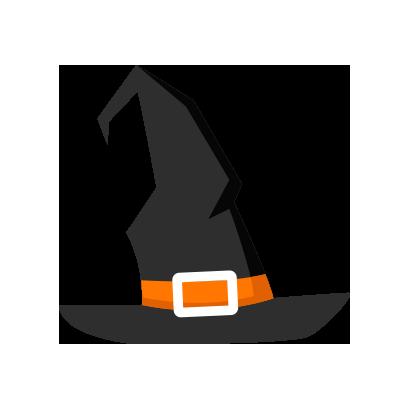 Halloween character emoji messages sticker-7