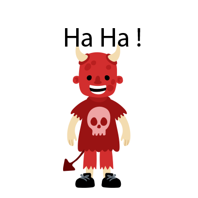 Halloween character emoji messages sticker-3