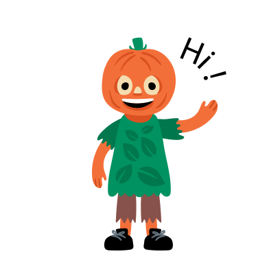 Halloween character emoji messages sticker-0