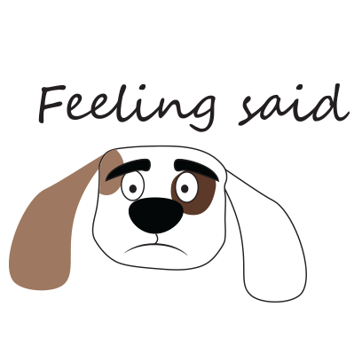 Puppy face emojis messages sticker-1