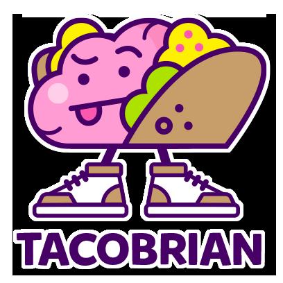Brian The Brain messages sticker-4