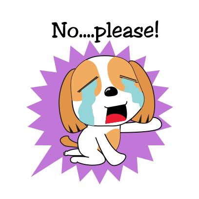 Beagle dog emoji & stickers messages sticker-8