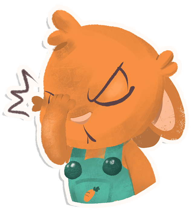 Momo Village: Tiny Town messages sticker-11