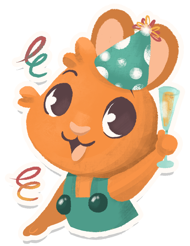 Momo Village: Tiny Town messages sticker-10