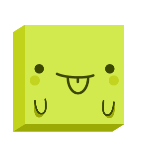 Cubies Stickers messages sticker-4