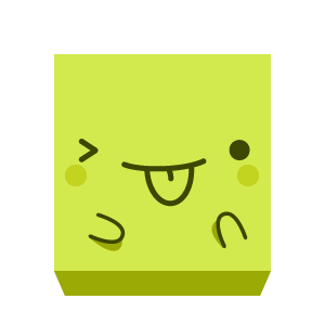 Cubies Stickers messages sticker-5