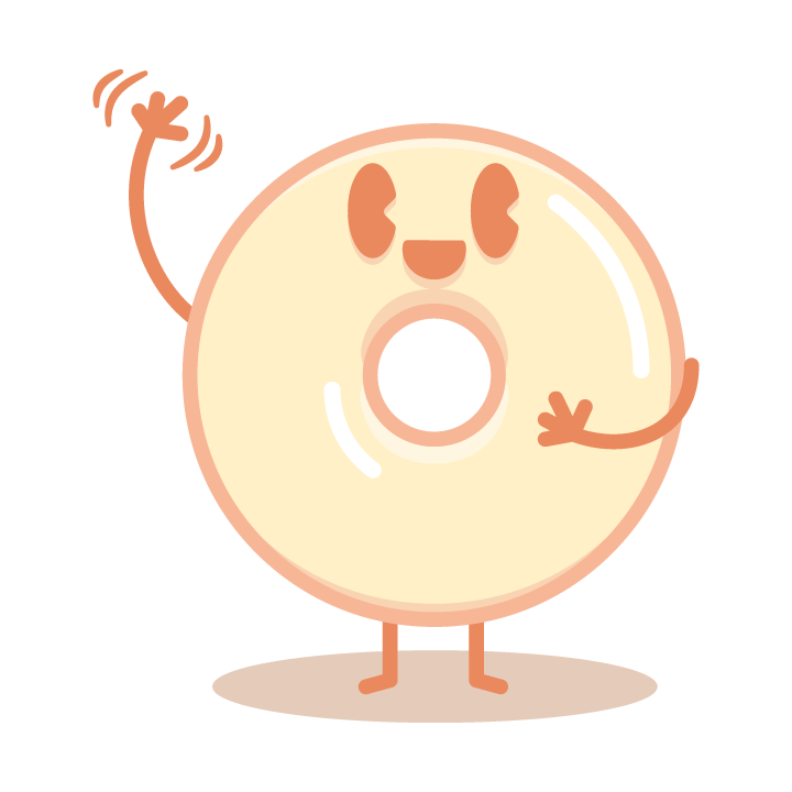 Fun Donuts messages sticker-1