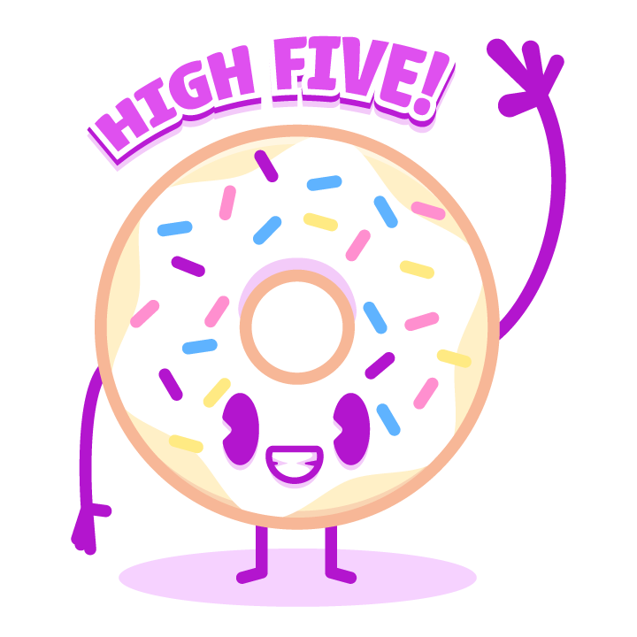 Fun Donuts messages sticker-8