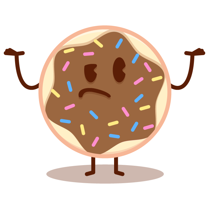 Fun Donuts messages sticker-6