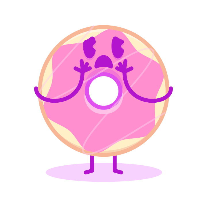 Fun Donuts messages sticker-9