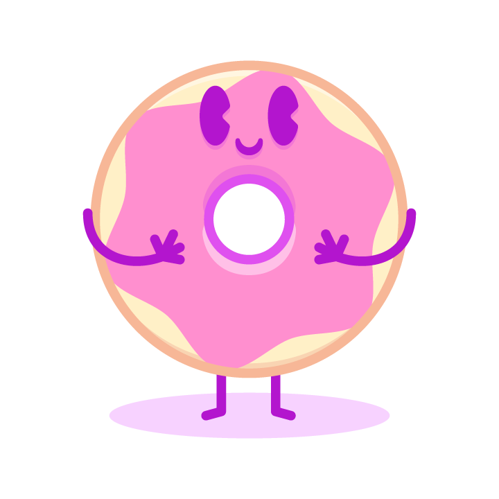 Fun Donuts messages sticker-0